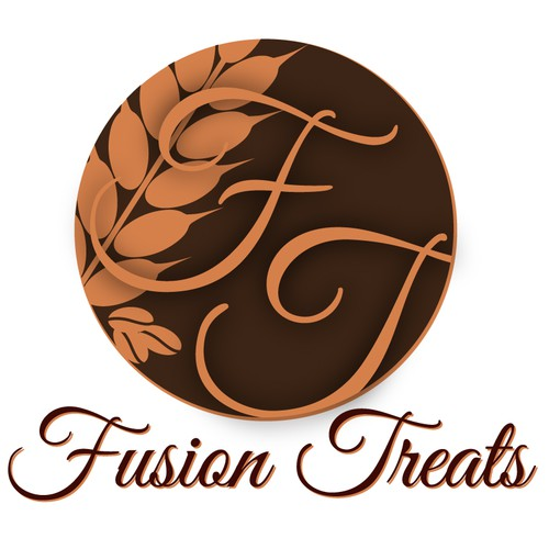 Natural Logo Concept for Fusion Treats