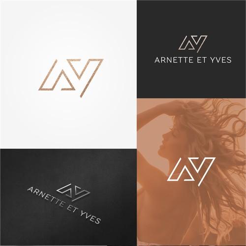 luxury mens/womens fashion house logo