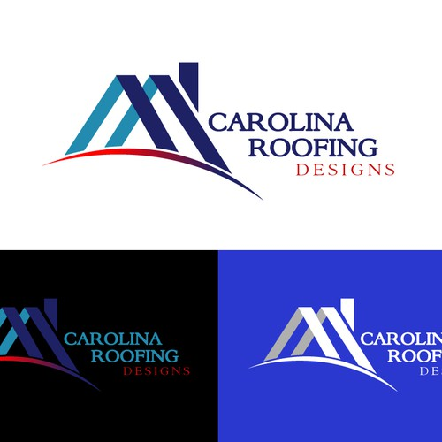 START-UP ROOFING COMPANY BRAND IDENTITY