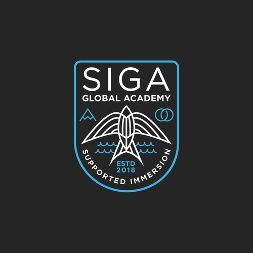 SIGA Global Academy Logo