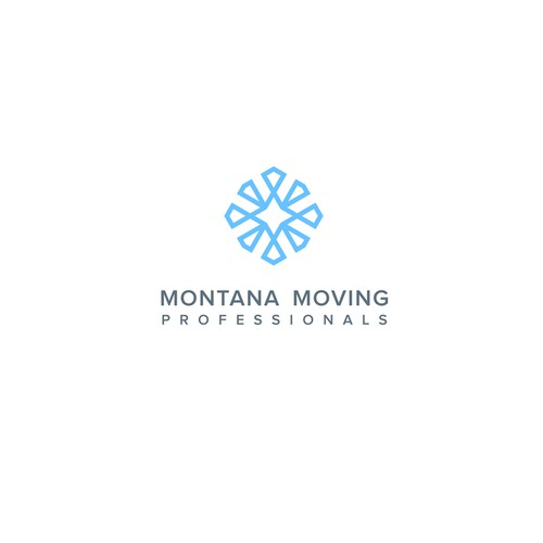 Eye catching, bold logo for moving company!