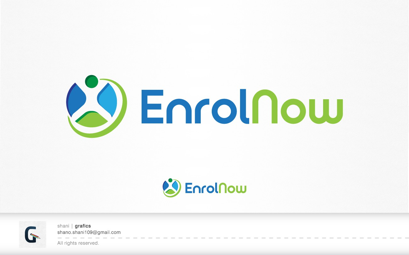 logo for Enrol Now