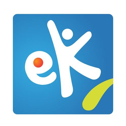 Create an appealing sports club app icon (ekeepe)