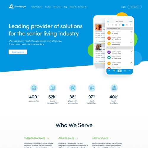 Software Company Web