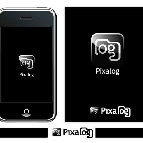 Pixalog needs a new logo