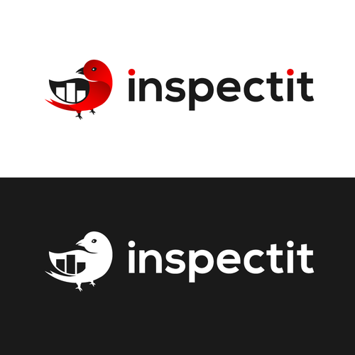inspectit logo design