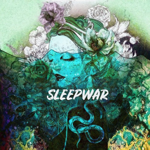 SleepWar Album Cover