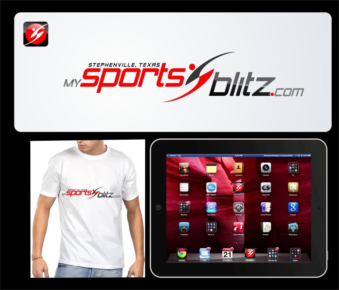 Sports Blitz needs a new logo