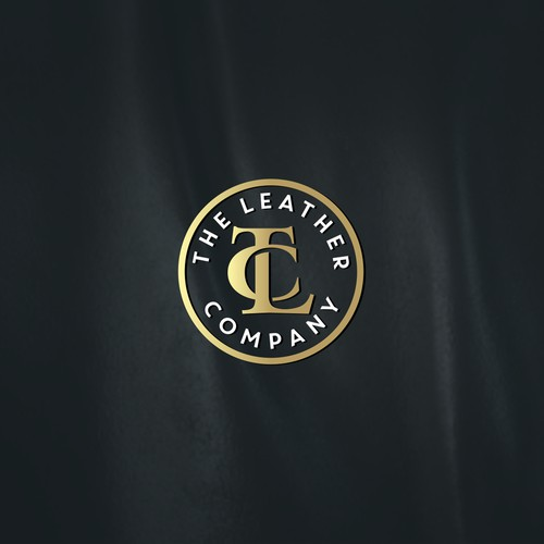 Bold And Confident Logo For Leather Company