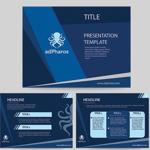 Professional look PowerPoint Presentation