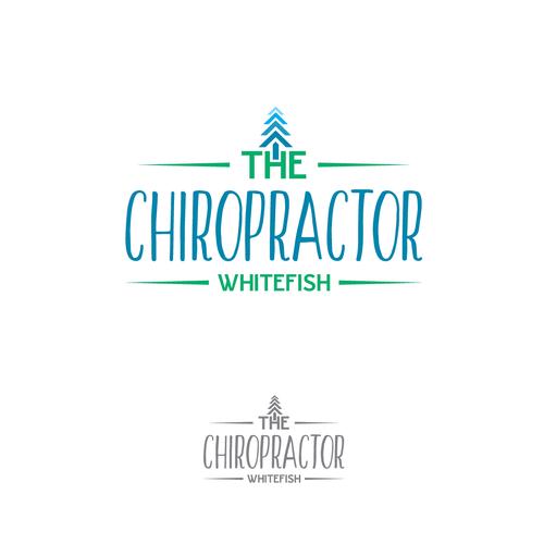 The Chiropractor Logo
