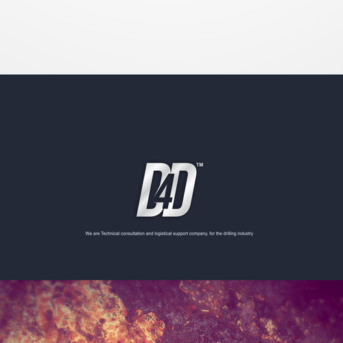 LOGO FOR DRILLING CONSULTANCY D4D