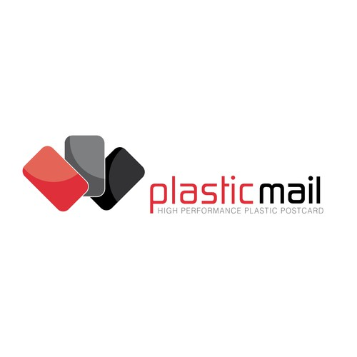 Help Plastic Mail with a new logo