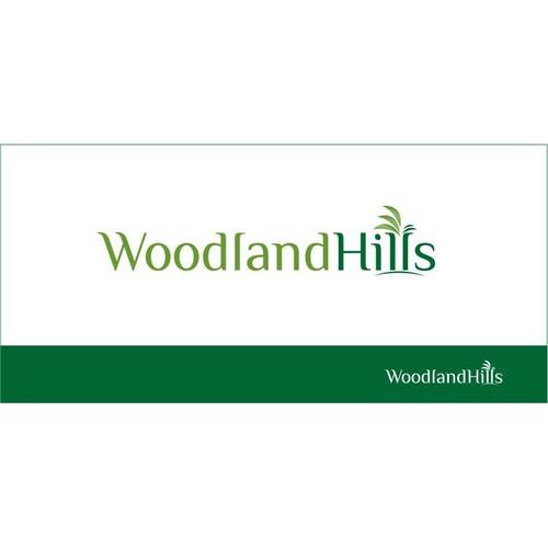 Woodland Hills Logo concept