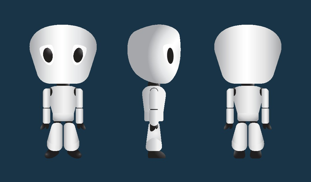 Design a Robot for a Meditation app