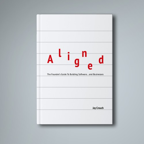 """What can you do with the word """"Aligned""""? (Context: I mean aligned in the sense that two people's goals match)"""