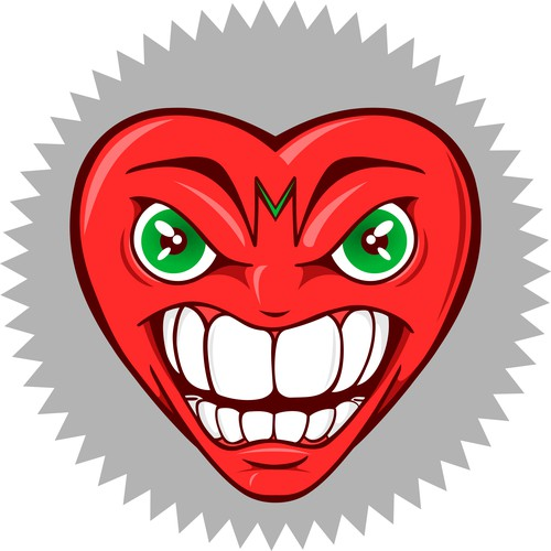 Angry Heart