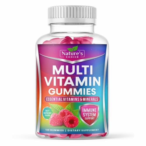 Nature's Choice Multivitamins Gummies