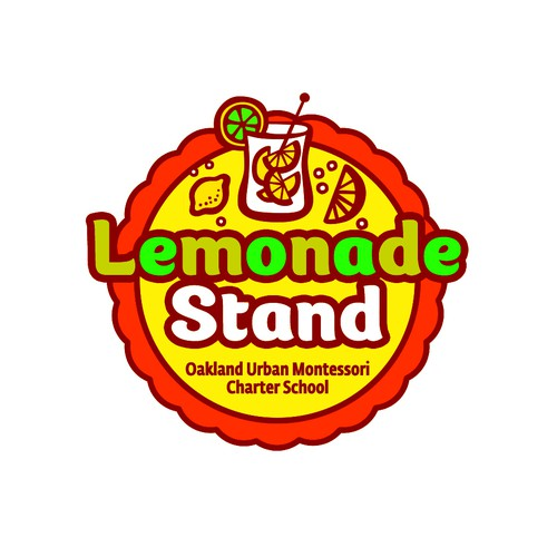 Logo for lemonade stand