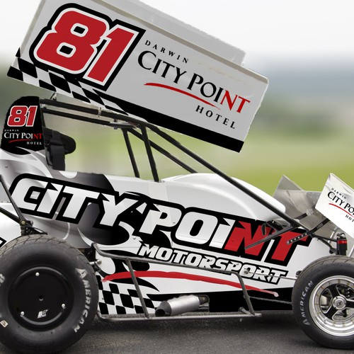 City point Motorsport  needs a new signage