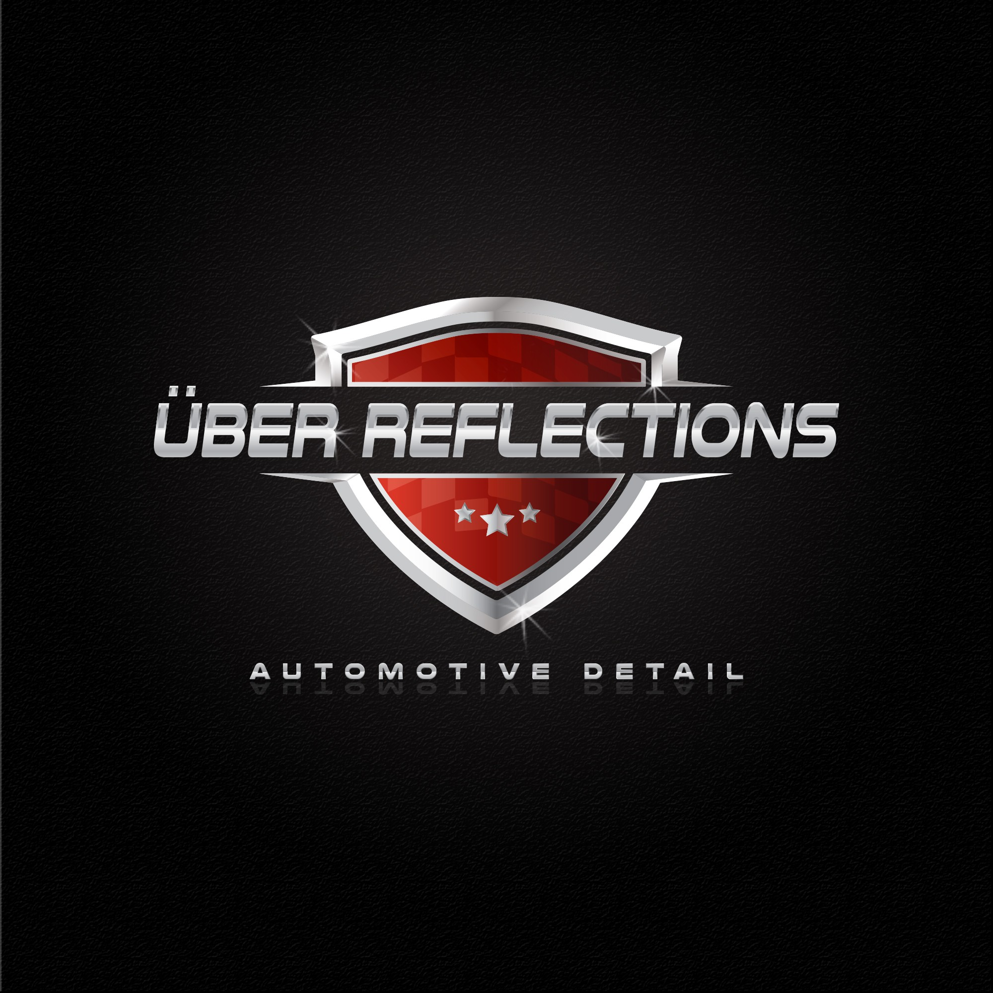 Uber Reflections... Logo and Brand with future possibilities