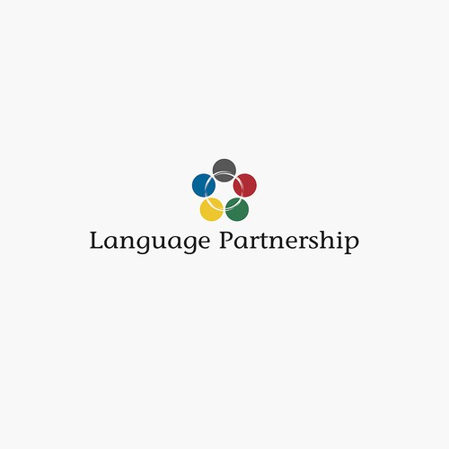 Language Partnership needs a new logo
