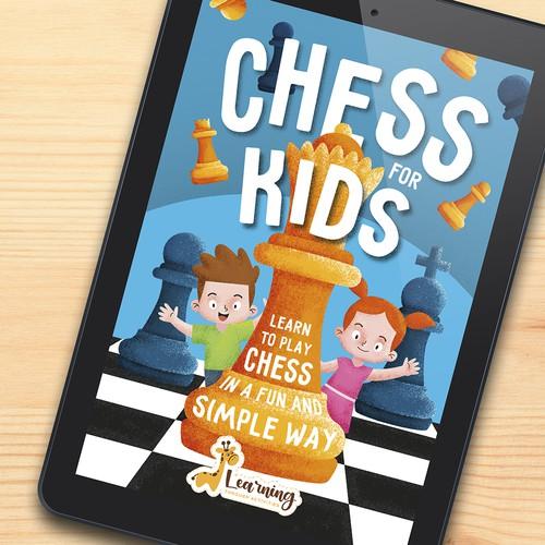 Kids chess book