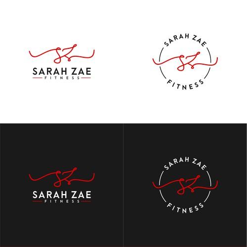 Logo for Sarah Zae Fitness
