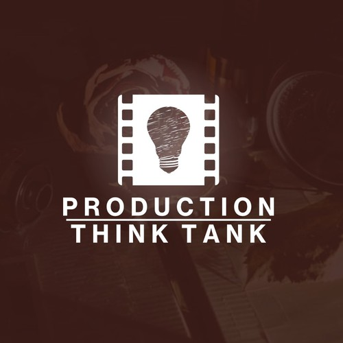 Rustic logo for production company
