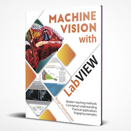 Machine Vision with LabVIEW book cover