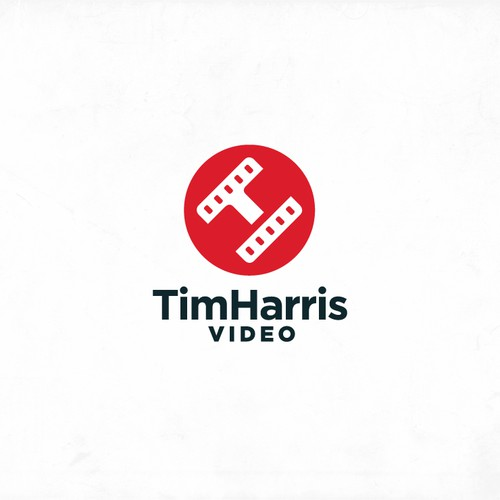 Create the next logo for Tim Harris Video