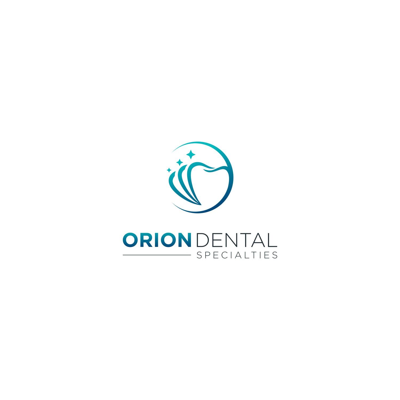 Design a fun modern logo for Orion dental