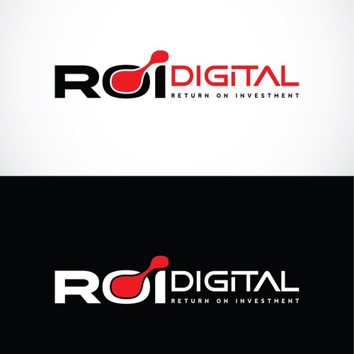 Help ROIdigital with a new logo