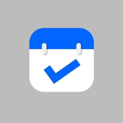 calander right app icon for productivity
