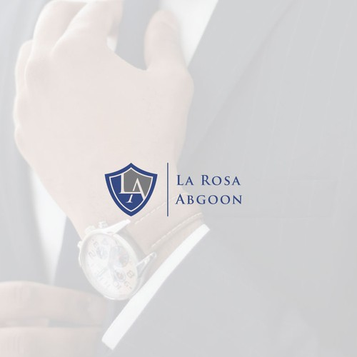 Attorney & Law logo design