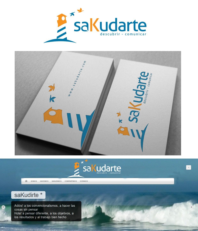 Help saKudarte with a new logo