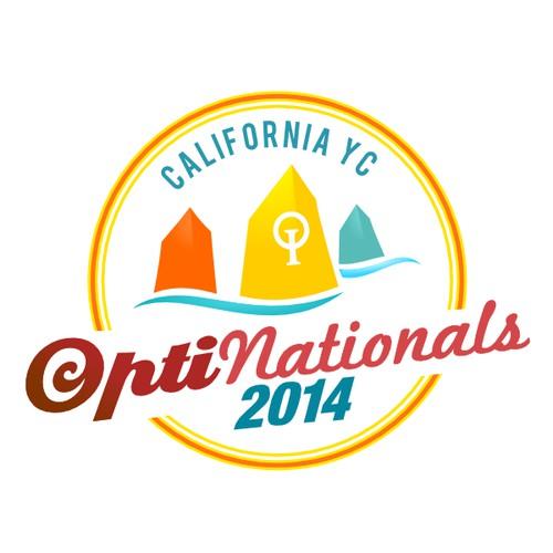 Opti Nationals 2014