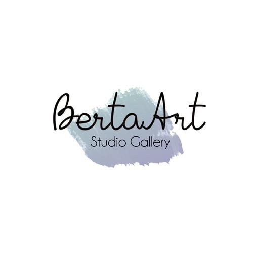 Logo para estudio de arte