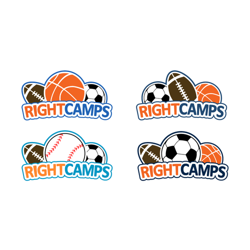 Logo for Right Camps