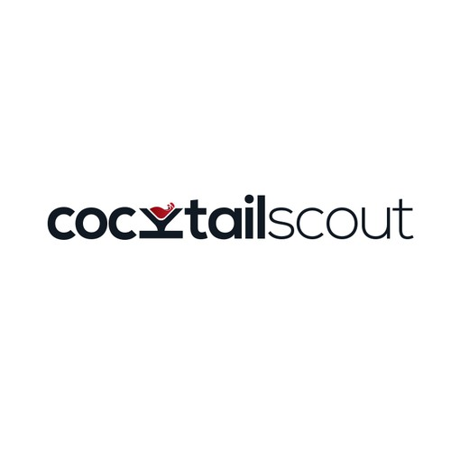 Create a logo for a cocktail website