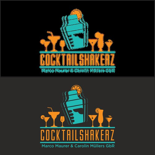 Cocktail Shakerz logog