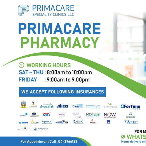 Primacare Pharmacy