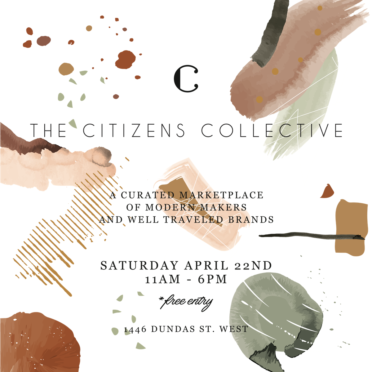The Citizens Collective Brand