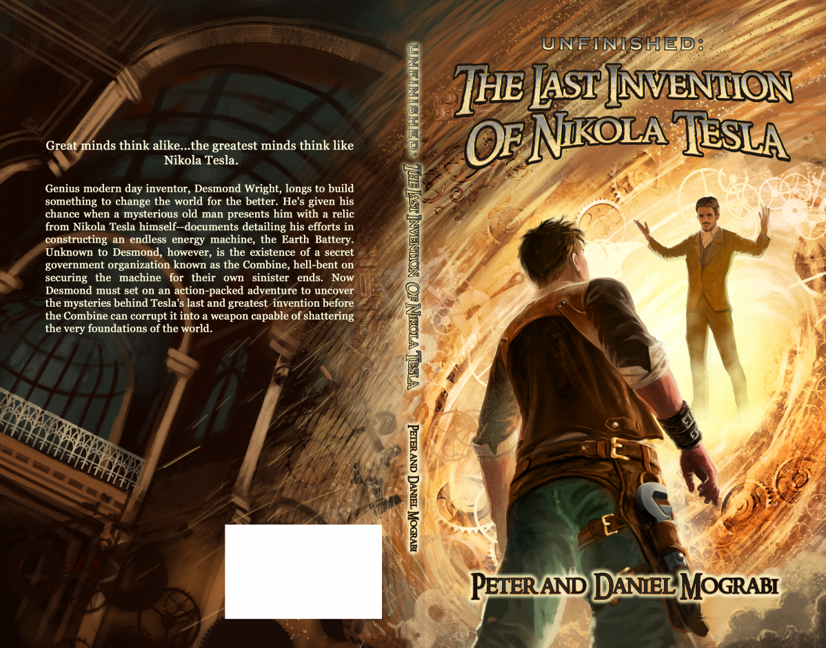 Front/Back cover