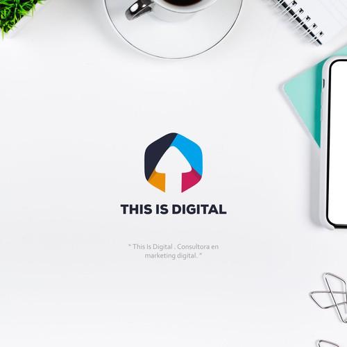 Logo This Is Digital