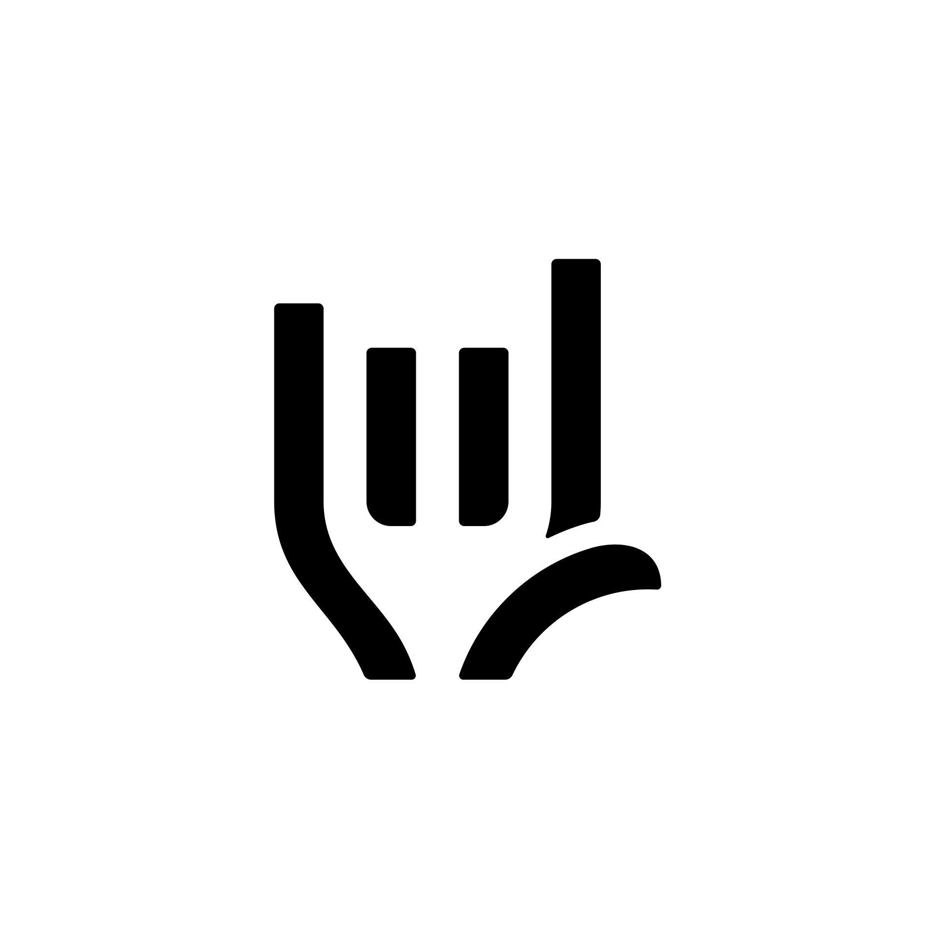 Design a fancy logo for our video menus app
