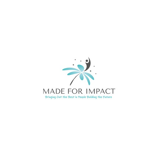Made for impact logo design