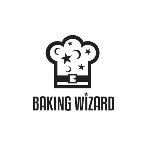 "Create a logo for an exciting new range of baking products for ""Baking Wizards"""