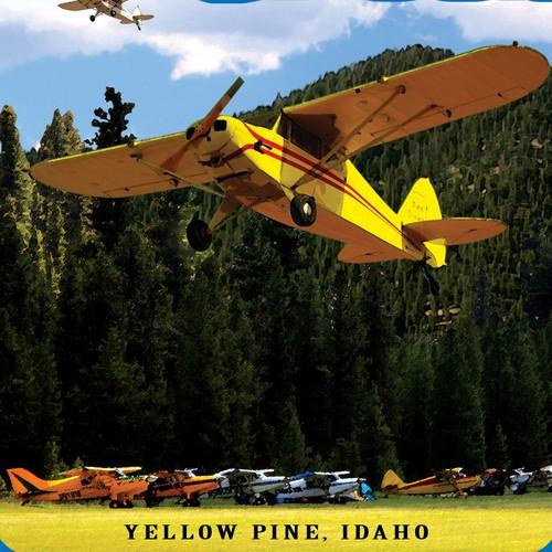 Backcountry Flying!  Johnson Creek