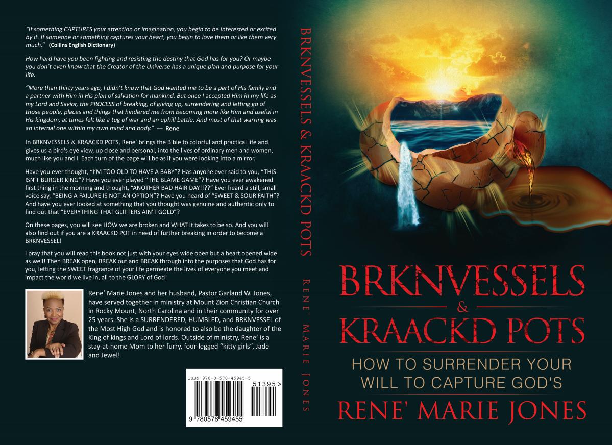 BRKNVESSELS & KRAACKD POTS
